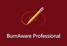 【2019-08-29】专业光盘刻录——BurnAware Professional 12.6 破解版